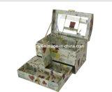 Зеркало высокого качества коробка Jewewlry пулера тесемки много решеток слоев
