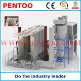 Máquina de capa del polvo para la capa del polvo con alta capacidad