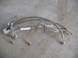 LG936 바퀴 로더는 Srvice 제동 장치를 위한 모든 관 또는 호스 또는 관 분해한다