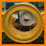 فولاذ عجلة حافّة لأنّ قطع عجلة محمّل, قطع [دومب تروك]