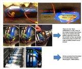 Aufblasbarer intelligenter 2 Rad-Selbst, der elektrischen Roller balanciert