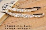 Il nuovo Rhinestone coreano degli accessori dei capelli imperla la fascia leggiadramente dei capelli della fascia dei capelli della sposa di Headwear delle ragazze delle fasce