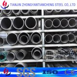 6063 6061 anodisierte Aluminiumrohrleitung Aluminiumgefäß-auf Lager