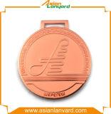 Kundenspezifische Metallmedaille mit weichem Decklack