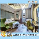Conjuntos de dormitorio modernos de los muebles del hotel de lujo