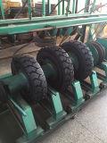 Pneumáticos do caminhão leve usados para a estrada 750-16 da estrada