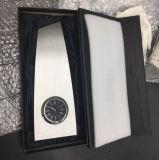 Orologio a cristallo personalizzato all'ingrosso di lusso della Tabella e dello scrittorio