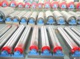 Bandförderer-Antriebszahnscheibe, Schlaufen-Seilrolle