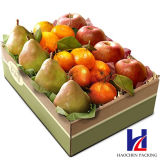 Cadre de empaquetage de carton de fruit