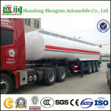 Fuel Tank Trialer 앙골라에 있는 50000 리터 Oil Mobile Tanker