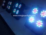 Luz del efecto de etapa de la audiencia de la anteojera del profesional RGBW LED