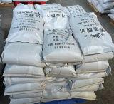 Potencia blanca con la categoría alimenticia del alginato del sodio, como aditivo alimenticio