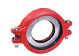 Fer malléable cannelé réduisant l'accouplement flexible FM/UL reconnu (2 1/2X1 '')