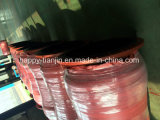 Manguito resistente del caucho de la salida de la succión de la mezcla del fango de la abrasión