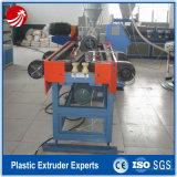 Hochgeschwindigkeitseinzelne Plastikwand-gewölbtes Rohr-Gefäß, das Maschine herstellt