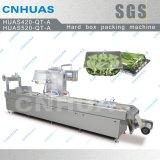Geänderte Atmosphäre Thermoforming Vakuumverpackungsmaschine für Gemüse