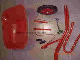Carrinho de mão de roda Wb6502 de China Manufactur para o mercado de Nigéria