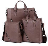 High Quality Business Briefcase Mens Handbag Shoulder lederen tas (RS-MS0026)