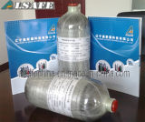 los tanques consolidados fibra del aire del carbón de 200bar/300bar Scba