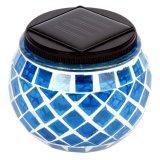 Mosaik-Glassolarsun-Glas für Dekoration-grüne Farbe (RS114)