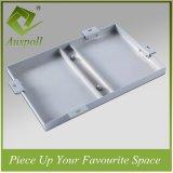 El panel de pared modificado para requisitos particulares aluminio de cortina