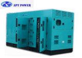 generatore diesel silenzioso di potere 90kw, colpo silenzioso del generatore 125mm dell'invertitore