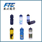 Бутылка питьевой воды изготовленный на заказ логоса пластичная