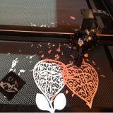 Machine de découpage de laser de machine de gravure 4060 pour les métiers acryliques en verre de meubles de tissu en cuir