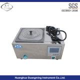 Baño de agua termostático electrotérmico del indicador digital del laboratorio