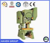 J23 тип ручная машина давления силы пробивая машины