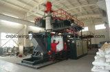 500L máquina automática llena del moldeo por insuflación de aire comprimido del tanque del tanque IBC que hace la máquina