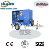 Mobile Schlussteil-Vakuumtransformator-Ölfilter-Maschine