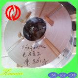 сплав точности прокладки Ni80mo5 пермаллоя 1j85 мягкий магнитный