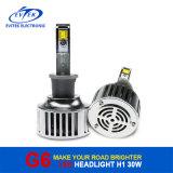 Linterna rápida 8-48V del poder más elevado H1 LED del envío para la linterna del golf 6 LED