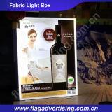 Супер Горяч-Сбывание качества рекламируя коробку ткани СИД светлую, показывает светлую коробку