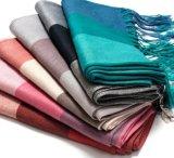 卸し売り方法秋のショールのカシミヤ織のスカーフ