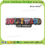 Magneti promozionali personalizzati liberi Stati Uniti (RC-US) del frigorifero del fumetto di disegno dei regali