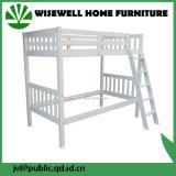 Bâti de couchette à la mode moderne de gosses en bois de pin blanc (WJZ-B91)