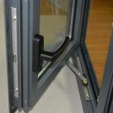 Het Witte Openslaand raam van uitstekende kwaliteit van het Profiel van het Aluminium van de Kleur Poeder Met een laag bedekte met Deel K03019 van de Moeilijke situatie