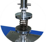 Computer-hohe Präzisions-Servomaterialprüfung-Maschine (HZ-1010B)