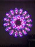 [7ر] [شربي] [230و] متحرّك رئيسيّة حزمة موجية ضوء مع 16+8 موشور 6 زجاجيّة [غبو] [نج-ب230ب] لمس