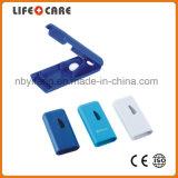Coupeur en plastique médical de comprimé de diviseur de pillule