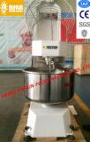 Misturador da espiral da massa de pão do aço inoxidável para a farinha 25kg