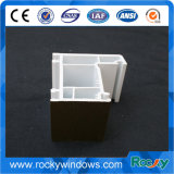 Profil direct de PVC d'usine pour les portes de Window/UPVC Profile/UPVC et le bâti de Windows, profil en plastique de PVC