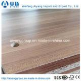 Panneau de particules de mélamine/Chinboard pour le Module/meubles