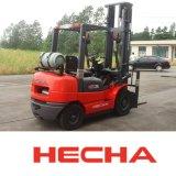 Hecha Gabelstapler Gasoline&LPG Gabelstapler mit Nissan-Motor