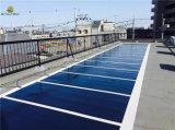 modulo solare flessibile amorfo fotovoltaico della pellicola sottile di 360W BIPV per il Carport (FLEX-02W)