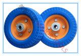 roda da espuma do plutônio do teste padrão do Quatro-Sulco 6X2 para carros da mão