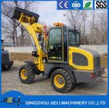 De voor MiniKipwagen van de Transmissie van de Lader van de Schop Zl15 Automatische voor Verkoop
