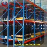 Tire/Auto azul Parte Rack System para Automotive/Automobile Storage